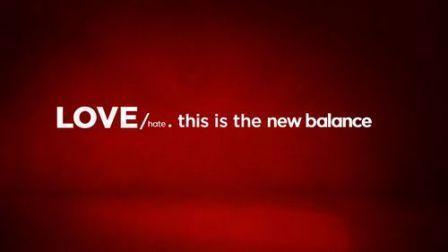 new balance love