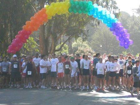 Gay/Lesbian Pride Run