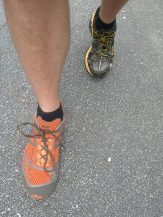 different-size-running-shoes-and-feet