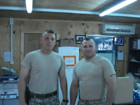 two-army-men-with-tops-off