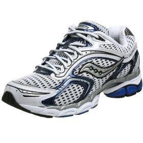 saucony men's progrid triumph 6 running shoe photo