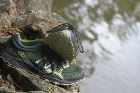 minimalist footwear running shoes walking shoes slow osteoarthritis in women