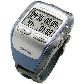 Garmin Forerunner 205 Review - Serious Running Blog || Serious ...